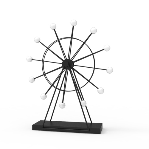 Ferris Wheel (T0307LED06BK)  |Shopping|TABLE