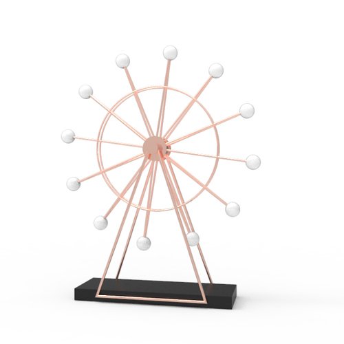 Ferris Wheel (T0307LED06BK/CP)產品圖