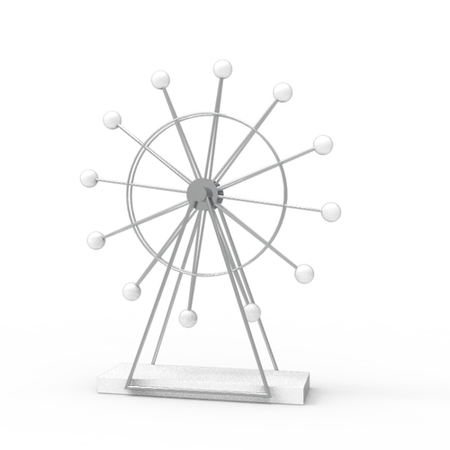 Ferris Wheel (T0307LED06WH/CH)  |Shopping|TABLE