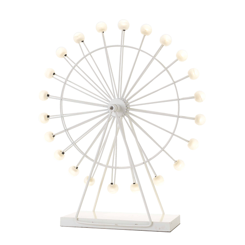 Ferris Wheel (T0307LED10WH)  |Shopping|TABLE
